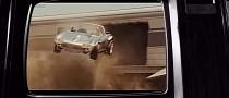 Mongoose Corvette Train Heist Scene Cost A Fifth of Fast Five's Budget