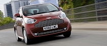 Monster Aston Martin V12 Cygnet Rumored