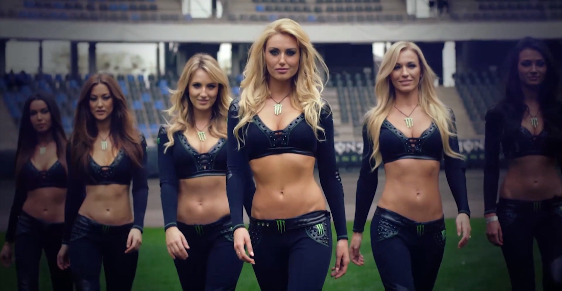 Monster Energy Searching for Its 2015 Hotties: Life Isn't Fair - autoevolution