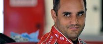 Montoya Feels He May Not Make It into the Chase