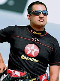 Juan Pablo Montoya clearly enjoys NASCAR more than F1