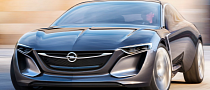 Monza Concept, the Future of Opel Design, Drives into View [Video]
