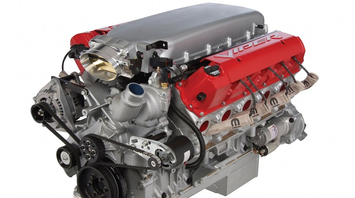 Mopar V10 Crate Engine Launched at 2011 SEMA