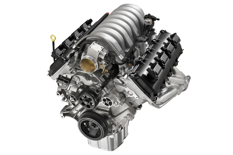 426 Hemi V-8 crate engine