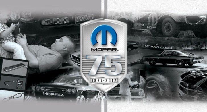 Mopar 75 Anniversary: Four Custom Cars Coming