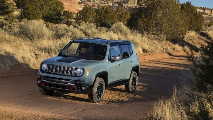 Bike Rack For Jeep Renegade >> Mopar Announces 100+ Accessories for 2015 Jeep Renegade - autoevolution