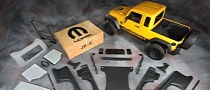 Mopar Announces Jeep Wrangler Unlimited JK-8 Kit Pricing
