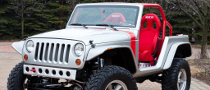 Mopar Introduces the 2011 Jeep Wrangler Pork Chop