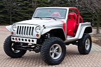 The Jeep Wrangler 'Pork Chop'