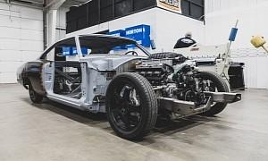 "Mopar Madness: Detroit Speed 1970 Dodge Charger ""Daytona"" Rocks Hellephant 426"