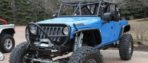 Mopar Presents Jeep Wrangler Blue Crush