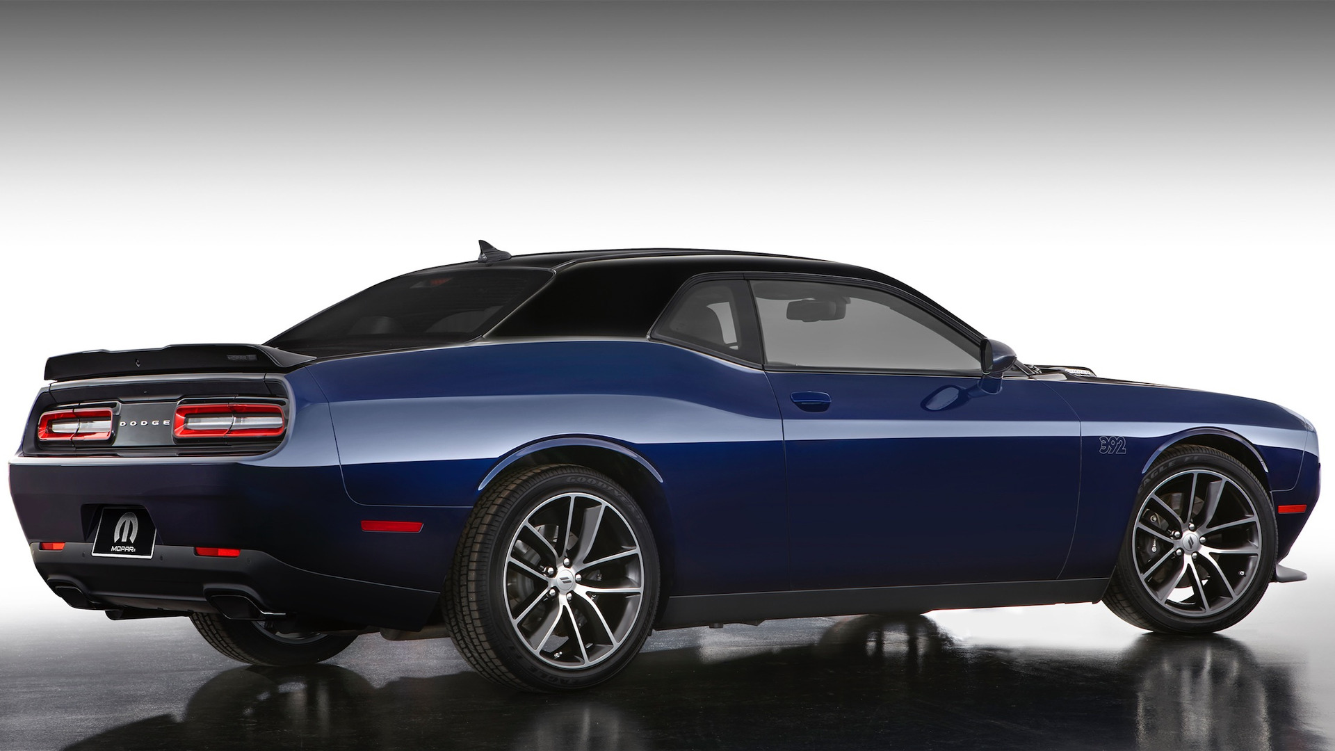 Mopar '17 Dodge Challenger Celebrates 80 Years of Aftermarket Brand