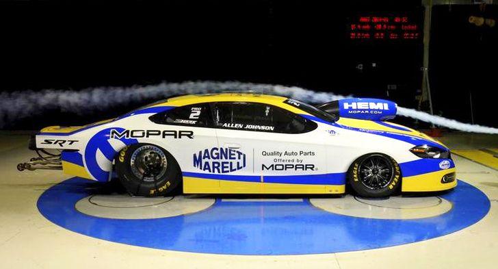 Mopar Unleashes New Dodge Dart Pro Stock Racer Photo Gallery on Dodge Avenger
