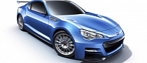 More 2011 Subaru BRZ STI Concept Photos Released