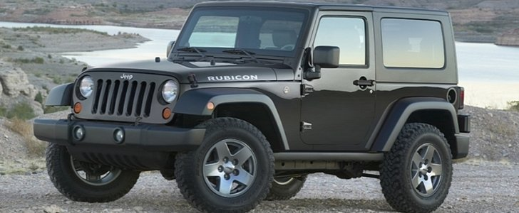 1631fb84ca4e More Electrical Woes for the Jeep Wrangler - autoevolution