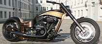 More Extreme Harley-Davidson Choppers from Custom-Wolf [Photo Gallery]