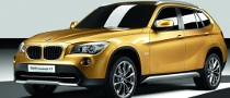More Info on the Forthcoming BMW X1