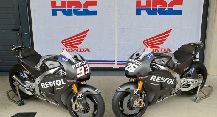 More Pictures of Honda's All-New 2014 RC213V Prototype [Photo Gallery]