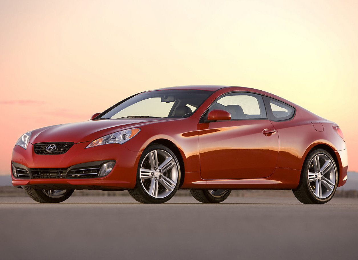 more powerful hyundai genesis coupe coming to 2012 naias autoevolution. Black Bedroom Furniture Sets. Home Design Ideas