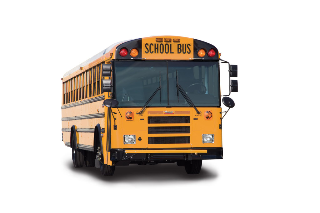 Thomas Built Buses >> More SCR-Tech School Buses on US Roads - autoevolution