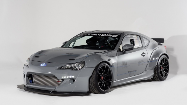 More Special Scion Cars Going to 2013 SEMA [Photo Gallery]