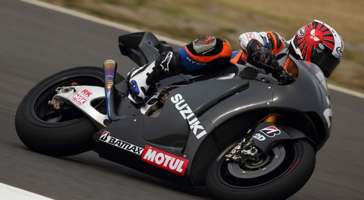 More Suzuki MotoGP Prototype Pics [Photo Gallery]