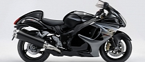 More Suzuki Motorcycles in the US After Car Branch Expires?