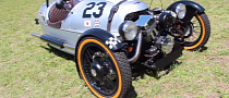 Morgan 3 Wheeler Superdry Edition Is Pretty Cool [Video]