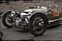 Morgan Aero SuperSports and 3-Wheeler to Be Exhibited at Milton Keys Show
