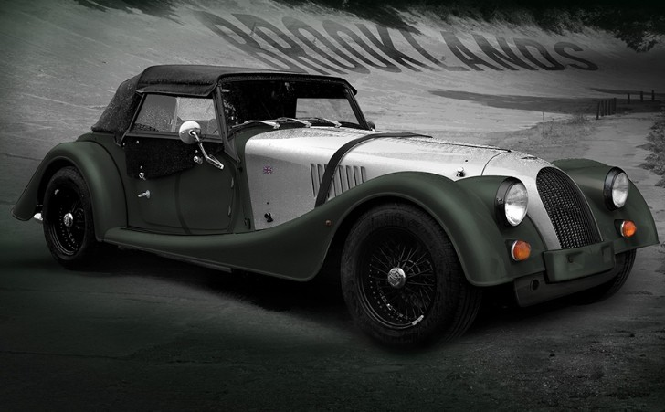 Morgan Announces Roadster, 3-Wheeler Brooklands Edition
