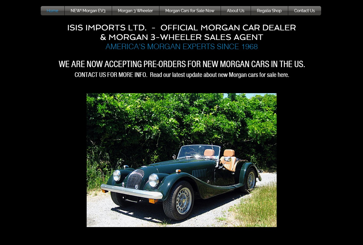 Morgan Sales Resume in the United States of America - autoevolution