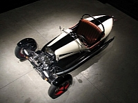 American built Liberty Ace Morgan Three Wheeler