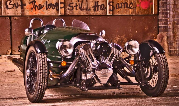 Morgan's Iconic 3-Wheeler to Gain New Versions