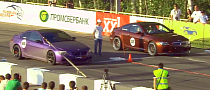 Moscow Mile: It's a BMW M6 Party [Video]