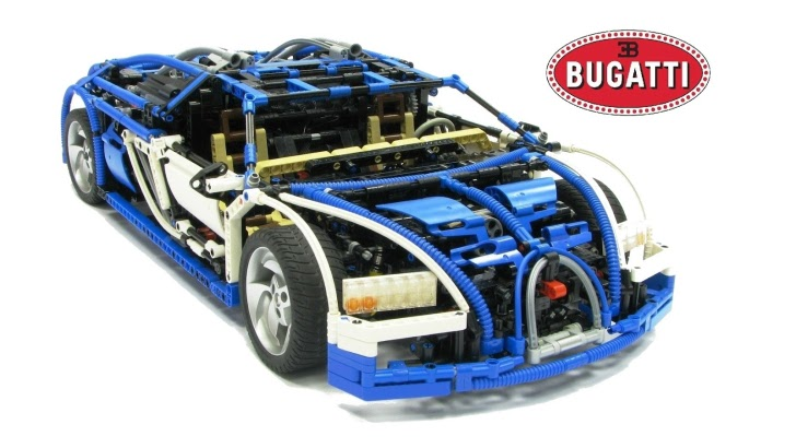 Most Amazing Cars Ever Built from Lego