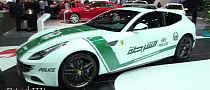 Most Awesome Police Cars in the World at Dubai Motor Show [Video]