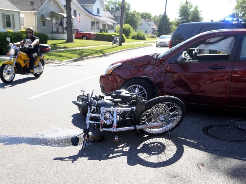 Driving A Car With Broken Indicators