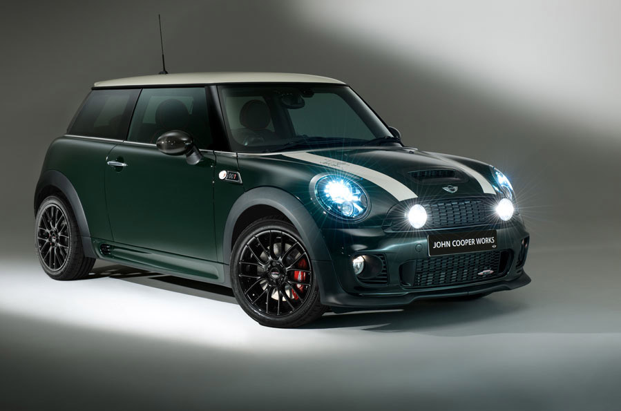 Most Expensive Mini Ever To Hit Us Shores Autoevolution