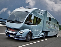 Futuria motorhome photo