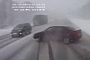 Most Relaxed Truck Driver Whistles While Watching a Crash [Video]