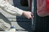 US motorists urged to check their tire pressure