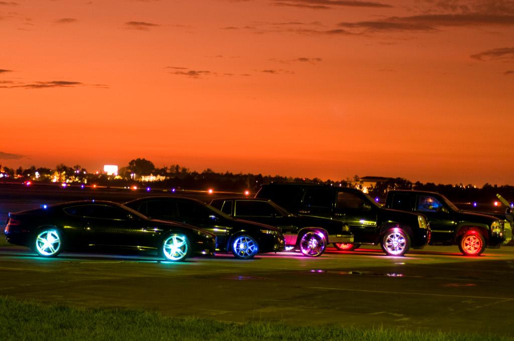 MotionLite Wheel Illumination Hits the Market - autoevolution