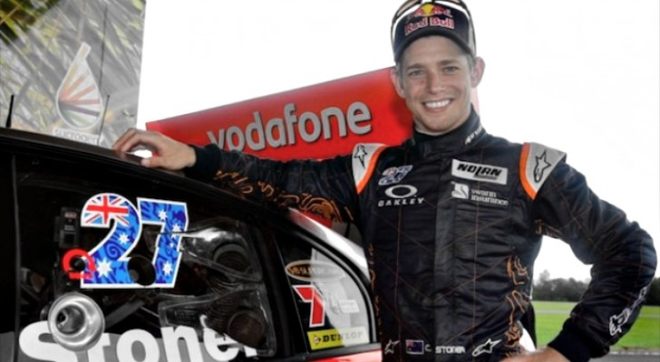 Moto GP's Casey Stoner Headed for V8 Supercars Series