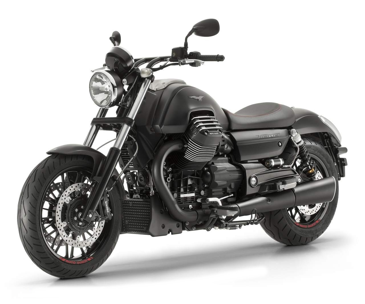 moto guzzi audace has no chrome arrives in dealerships in late may autoevolution. Black Bedroom Furniture Sets. Home Design Ideas