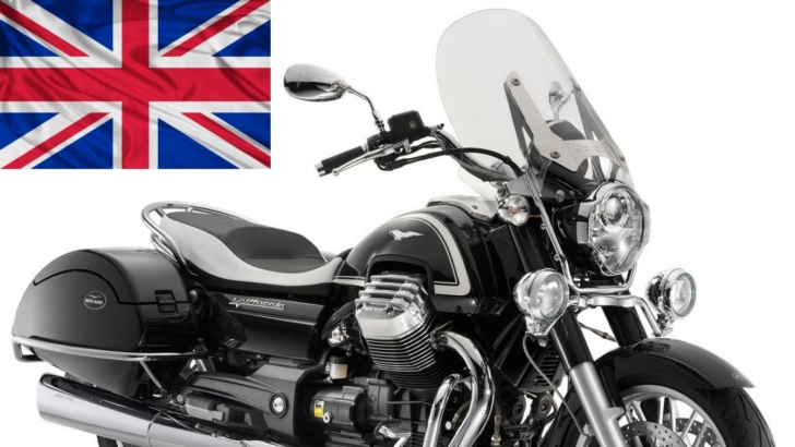 Moto Guzzi California 1400 Hits UK on December 1st