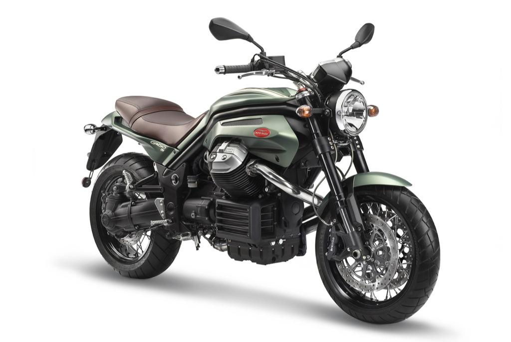 Moto Guzzi Griso 8V SE Revealed