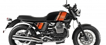 Moto Guzzi Norge and V7 Get New Colors [Photo Gallery]