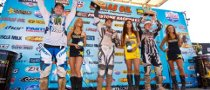 Motocross Podium Backdrops Auctioned on eBay
