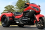 Motor Trike Honda Gold Wing F6B Trike Is Painfully Awesome [Photo Gallery]
