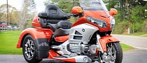 Motor Trike IRS Mod Kit for Honda Gold Wing [Photo Gallery]